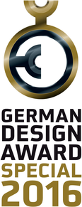 Our CLIMOS F 200 has won the the German Design Award 2016